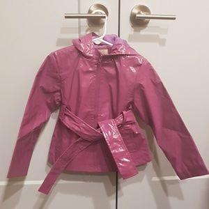 Purple Rain...Coat! (XS 4/5)